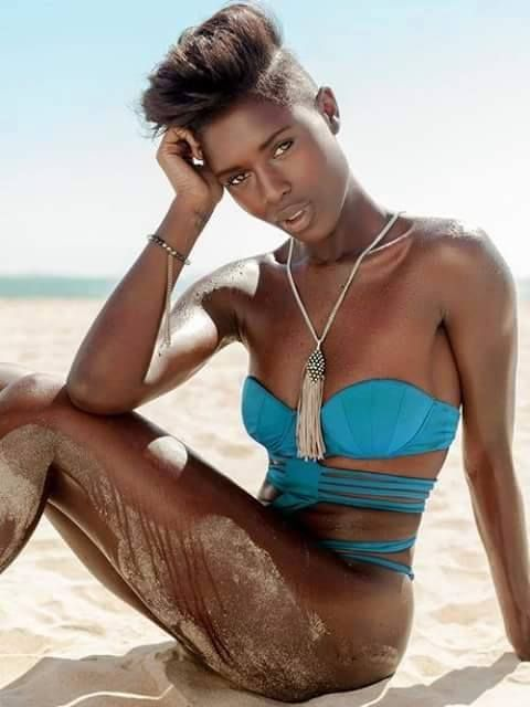 Why Does Look Like Grace Jones Daughter Beauty In All