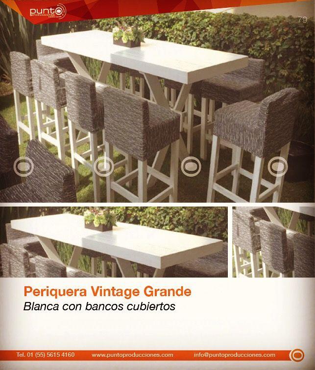 Mobiliario Con Mucha Actitud Periqueras Vintage Para 10