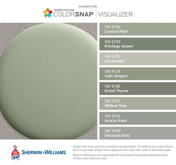 Image result for coastal wall paint colors grey blue green New