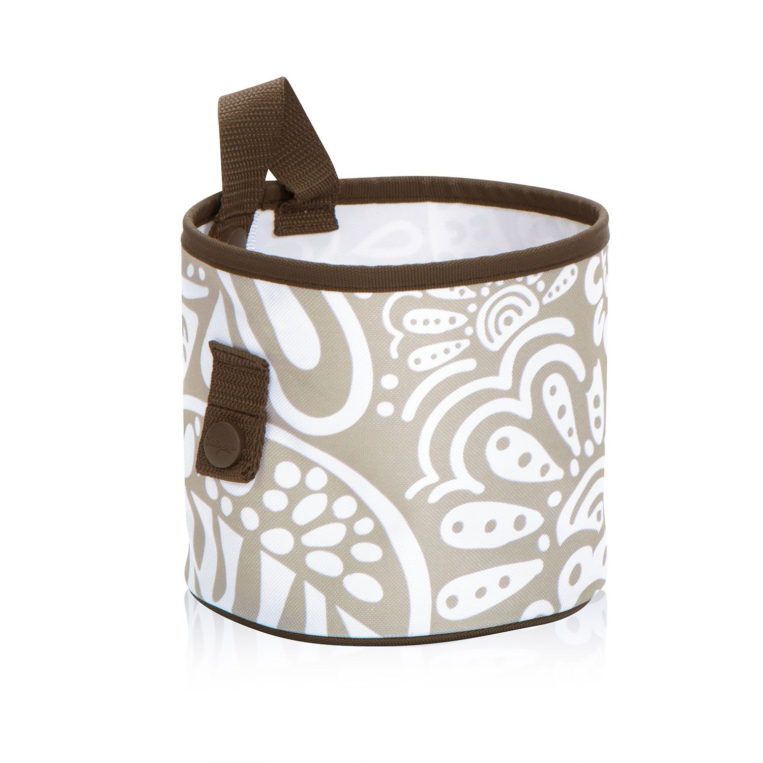 Oh snap bin ideas - One For Arionna Oh Snap Bin In Taupe Playful Parade For 10