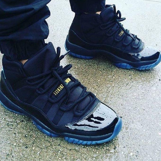Air Jordan 11 Retro (Gamma Blue) Color Blue Size 3y