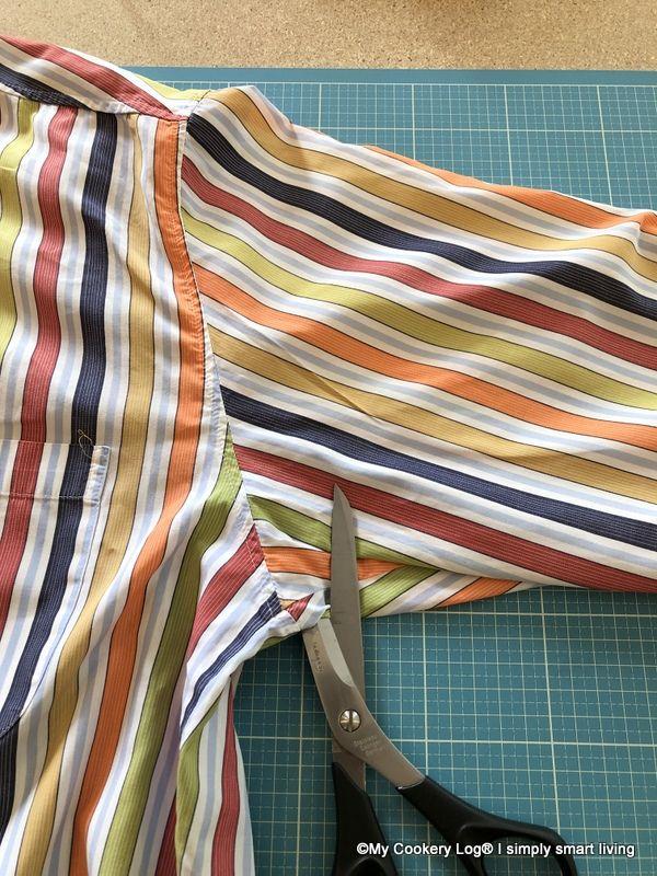 Photo of DIY-Tutorial I Upcycling von Hemden I zu 3in1- Handtaschen-Taschen I – My Cook…