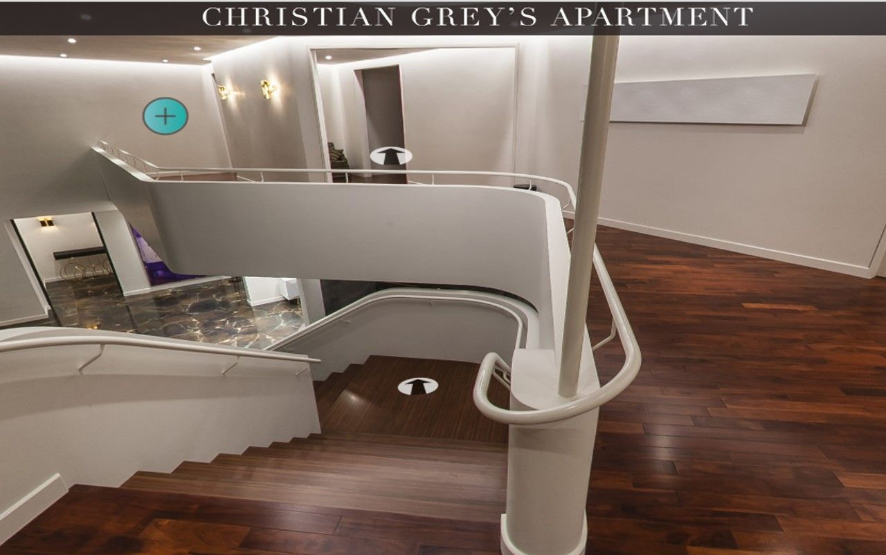 50 Shades Of Grey Decorations Christian Grey Apartment Apartamento De Christian Grey As 50