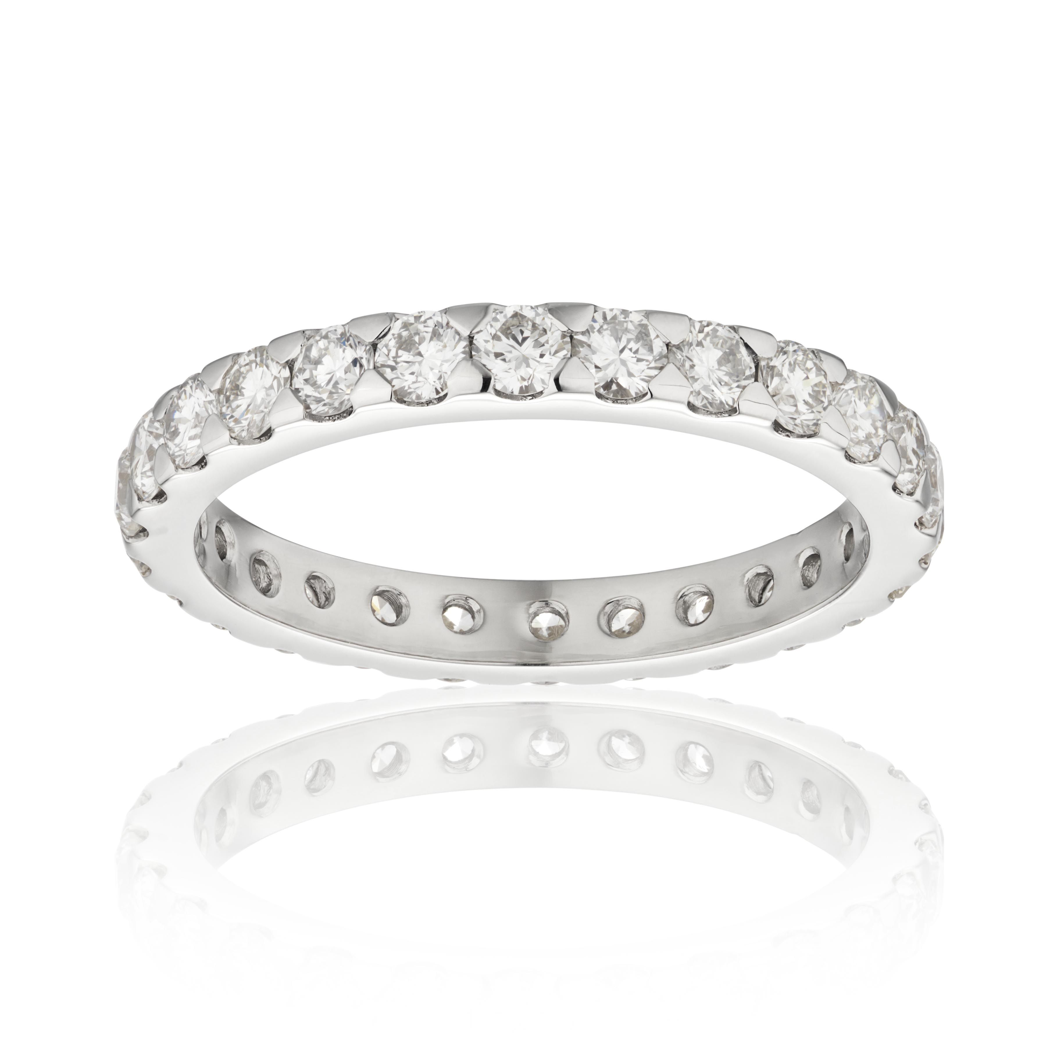 All our rings are made by master craftsman in our Hatton Garden