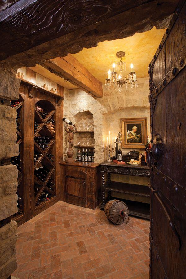 Wine cellar wine cellars in 2019 home wine cellars - 7 great basement design ideas ...
