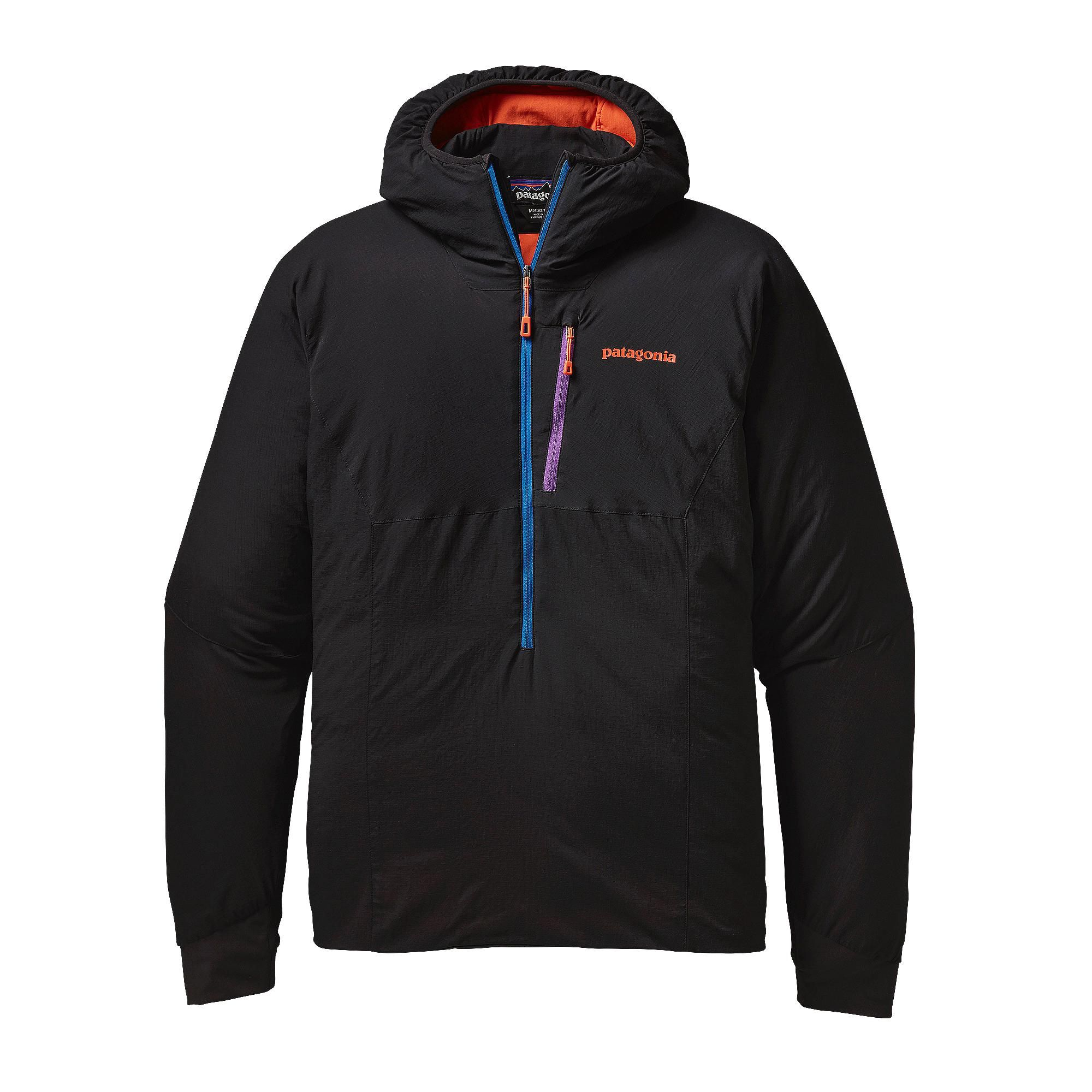 Patagonia Men's NanoAir® Light Hoody Black Mens