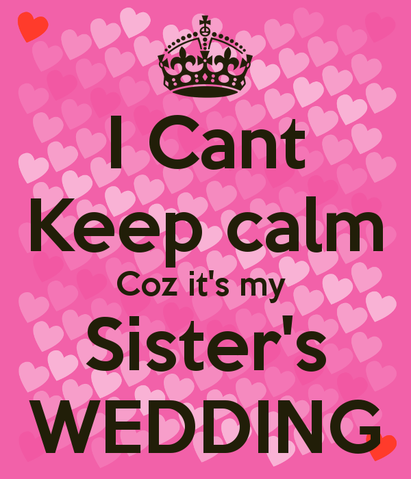 Wedding Quotes For Maid Of Honor Speech: Sister Maid Of Honor Speech