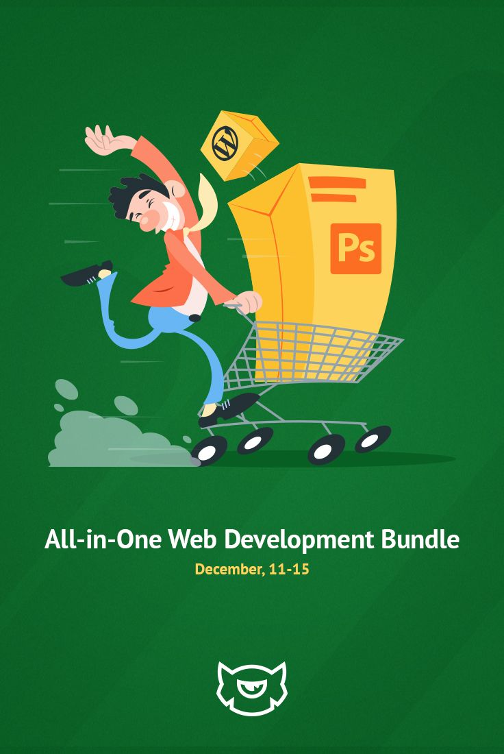 Get Our First All-In-One Web Development Bundle for Your Next WordPress Project JUST for $69!   Offer is Valid till December, 15!