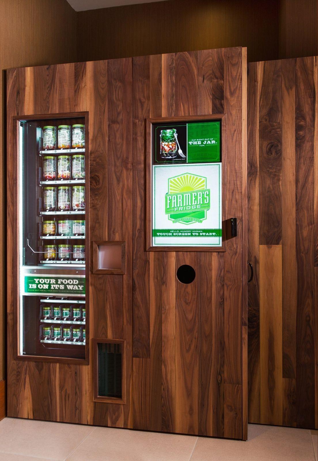 Hair accessories vending machines - Healthy Vending Machine Google Search