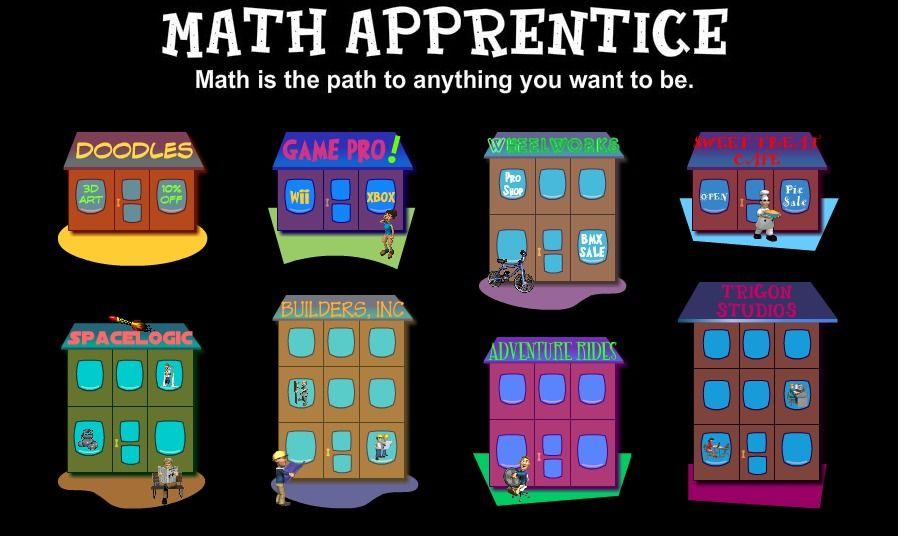 Math Apprentice - Real World Math #mathintherealworld