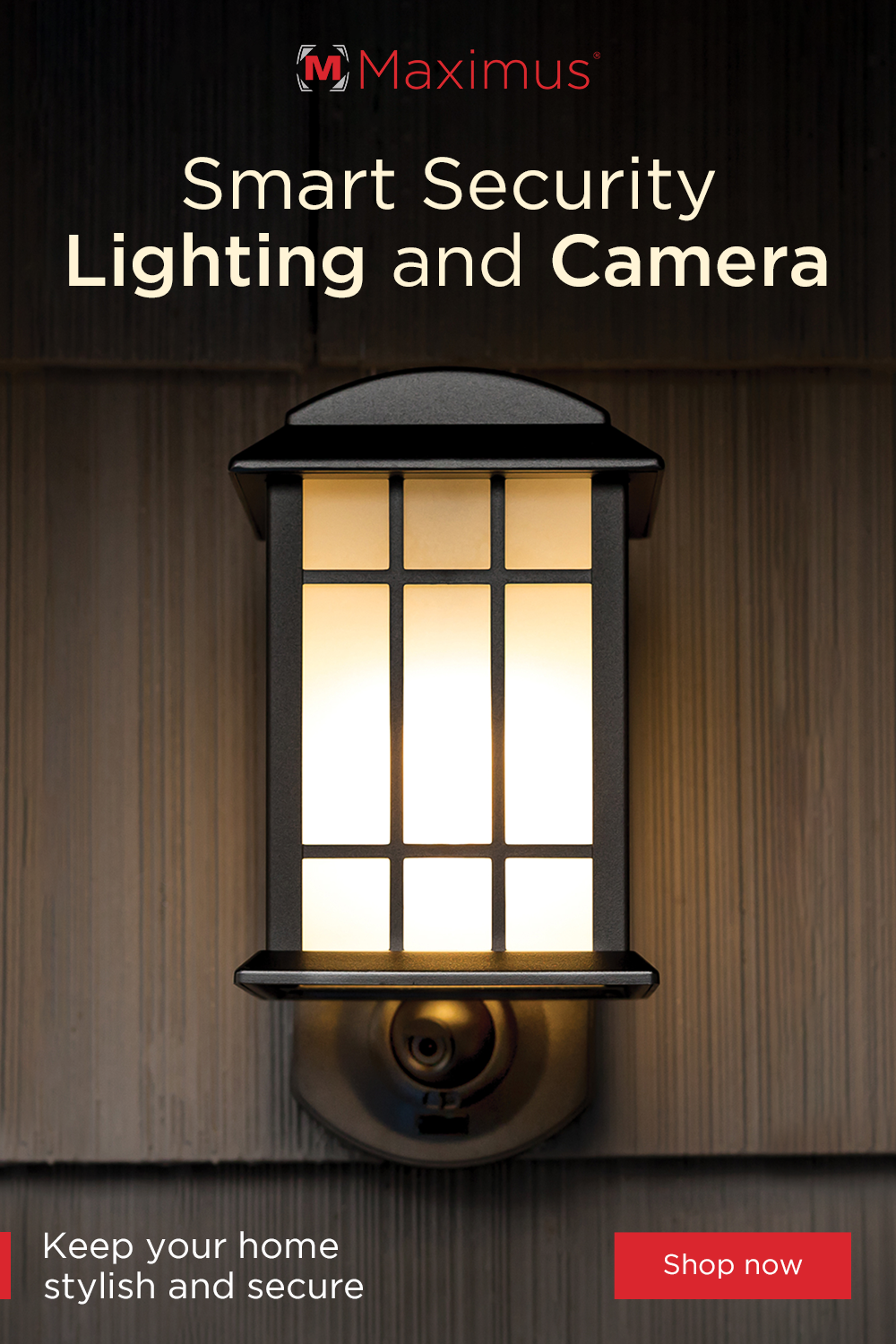Hd Camera Porch Light With Two Way Talk And Motion Sensor