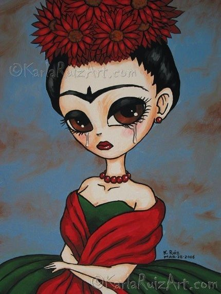 Caricatura Frida Kahlo Caricatura Frida Art Frida Kahlo Dibujo
