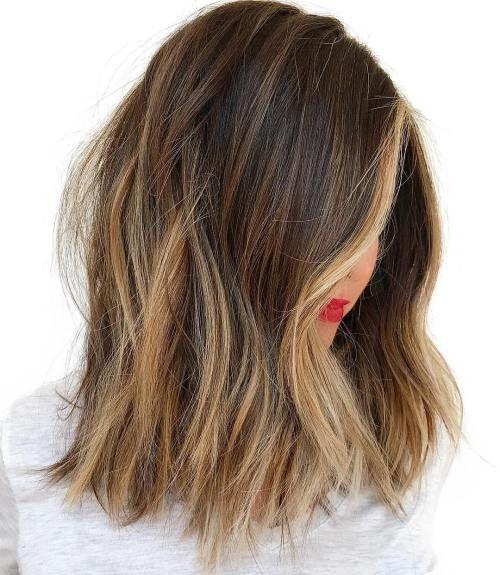 20 Hellbraunes Haar, Aussehen und Ideen   – Die Frisuren der Frauen