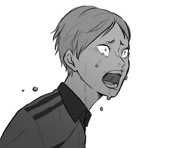 You Want To Make Me Cry Is That What You Want Haikyuu Anime