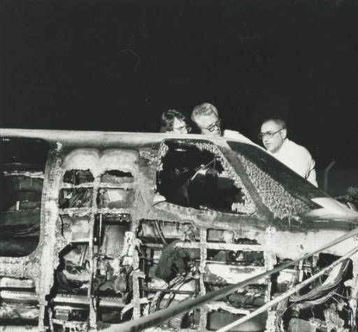 Thurman Munson plane crash, Green, 1979 :: Akron Beacon
