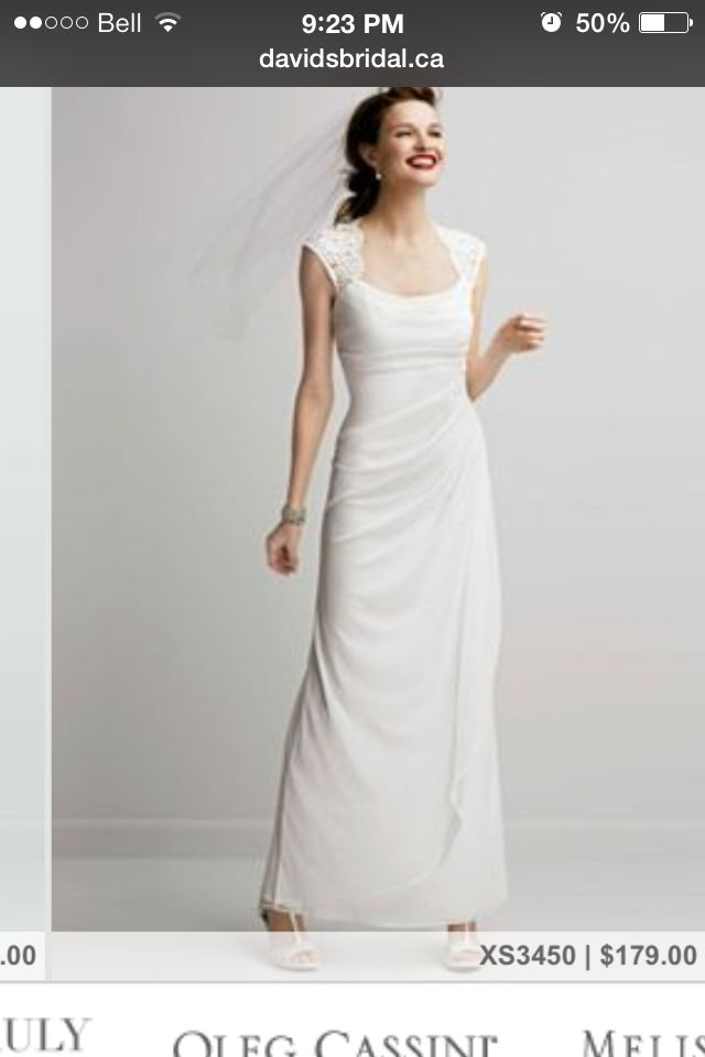 Dress i fell in love with just added a simple lace beaded sash to the bustline