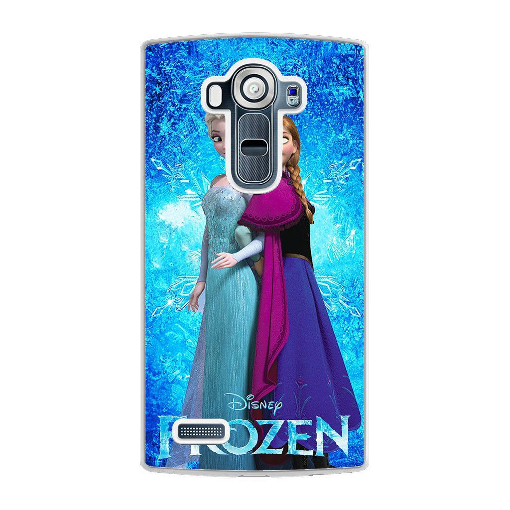 Princess Elsa and Anna Disney Frozen LG G4 Case