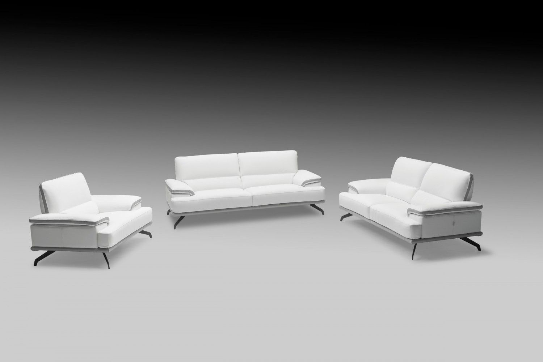 Giada Modern Loveseat Creative Furniture Leather Living Room