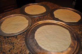 Beth's Favorite Recipes: California Pizza Kitchen Crust