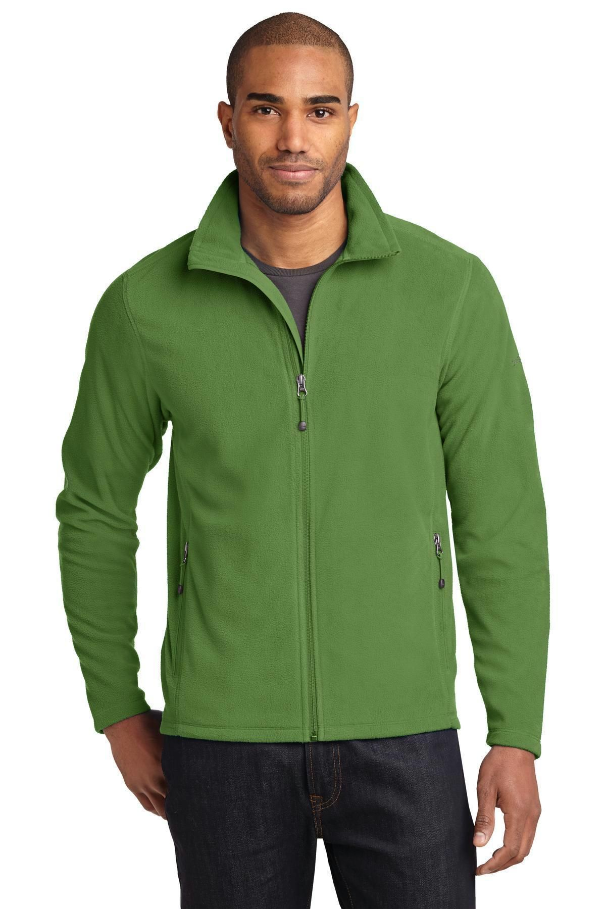 f4e6731ff Eddie Bauer Full-Zip microFleece Jacket. EB224 | Exercise & Wellness ...