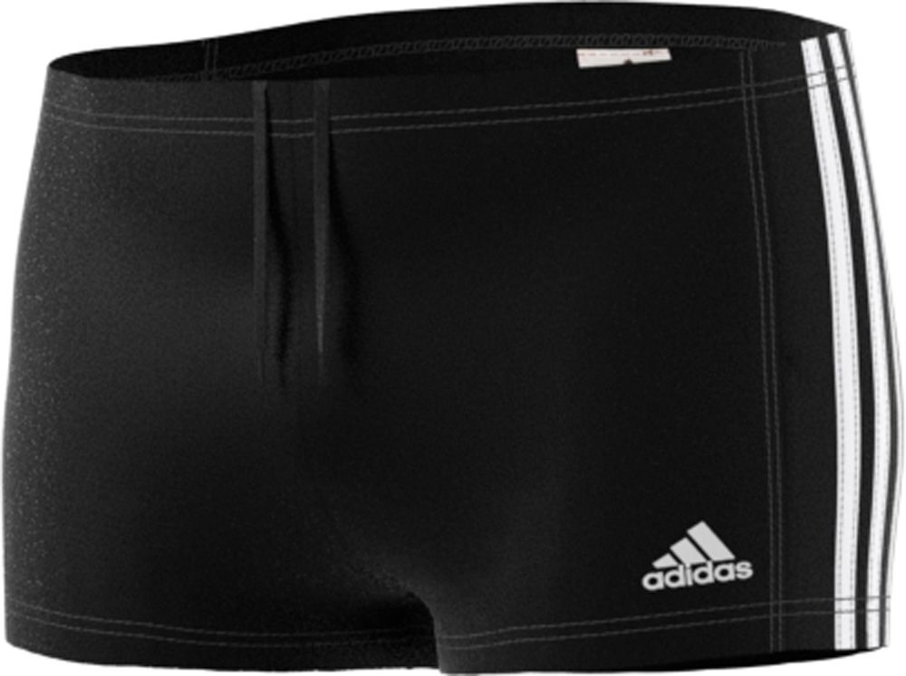 91ede2f04d9 Adidas Adidas 3 Stripes Short in Black/White | Fitness | Striped ...