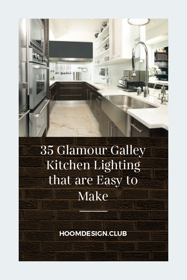 35 Glamour Galley Kitchen Lighting  that are Easy to Make #galleykitchenlayouts Best ideas regarding 35 Glamour Galley Kitchen Lighting  that are Easy to Make. Get this Terrific  #LightingIdeas and Pin this article right now! #galleykitchenlayouts