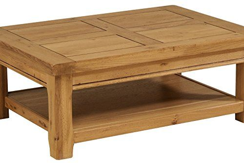 Parisot 0701taba Artisan Table Basse Bois Chene 42 5 X 110 X 80 Cm Table Basse Bois Table Basse Mobilier De Salon