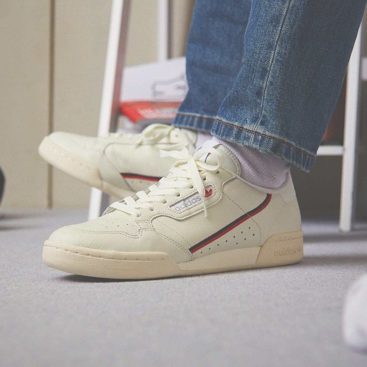 adidas Originals Continental 80 | Adidas originals outfit ...