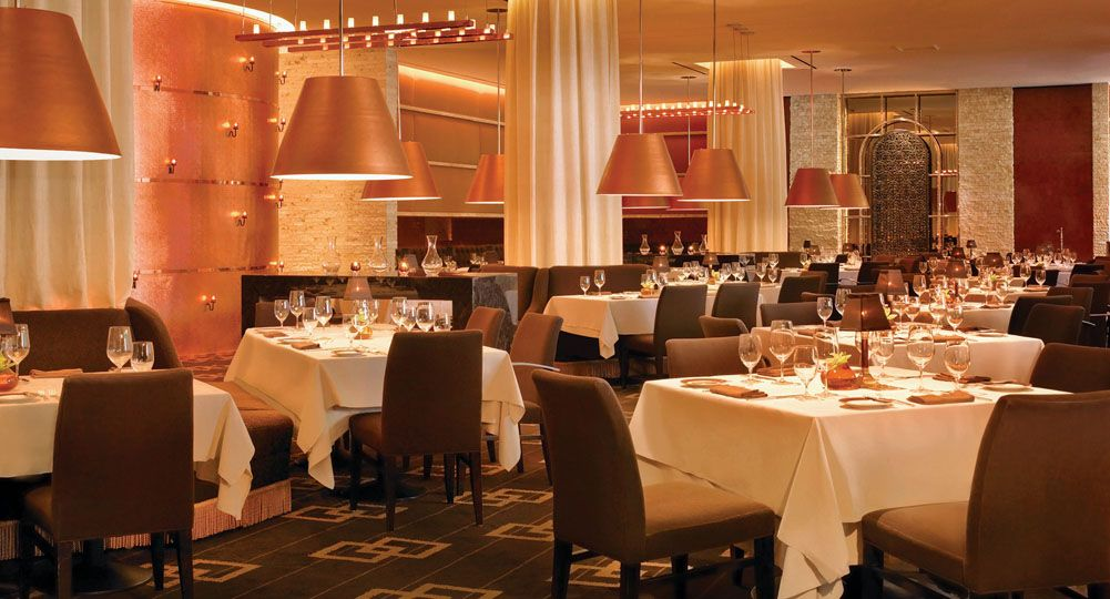Las Vegas Fine Dining Restaurants Sw Steakhouse Wynn