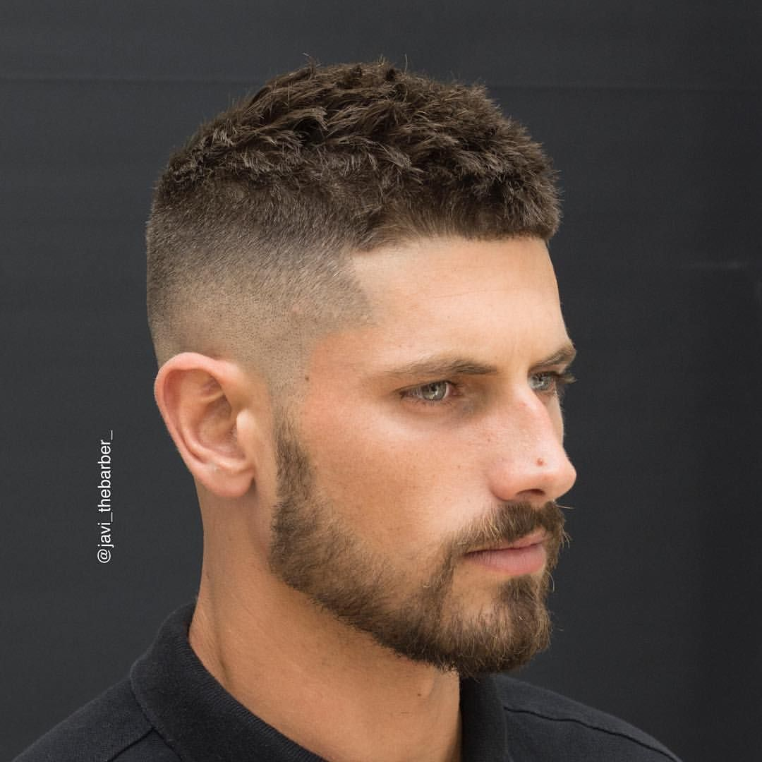 Mens high and tight haircut  likes  comments   javi the barber
