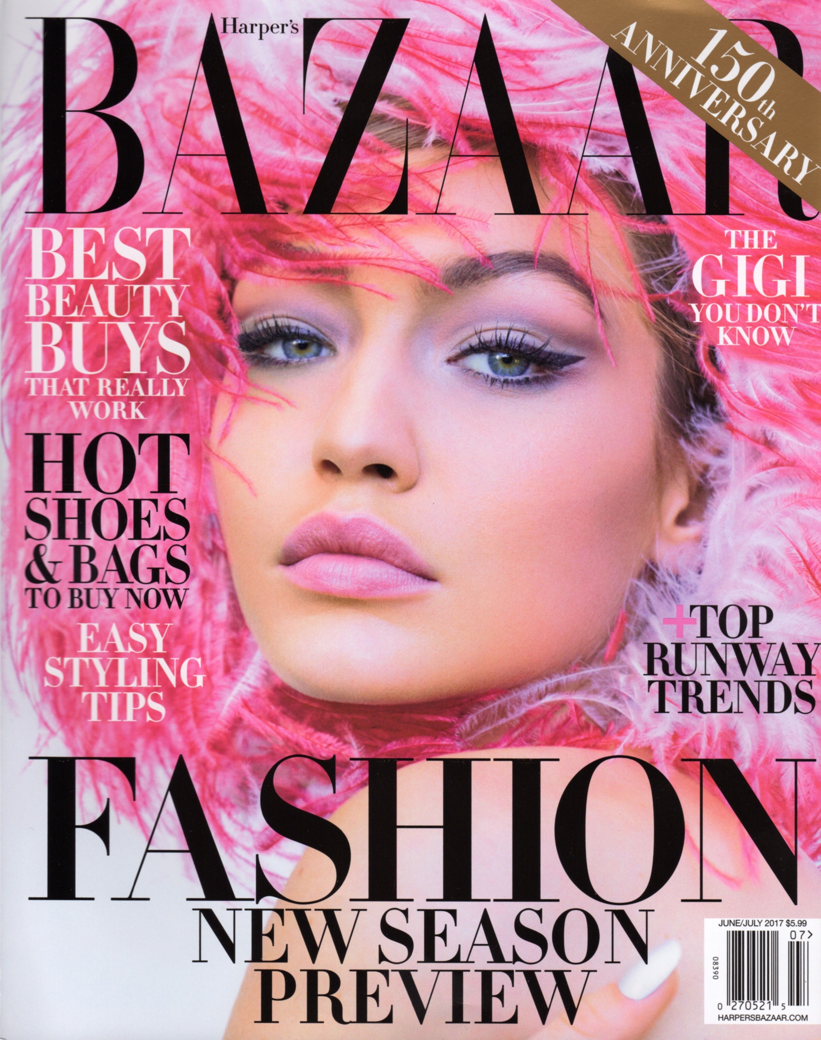 Pin by Greg on Magazine covers   Harpers bazaar covers ...