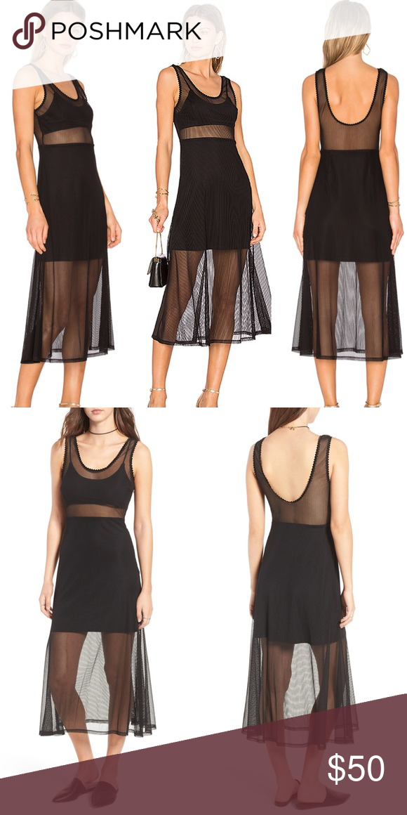 , NBD Abigail Midi Sheer Sleeveless Dress XS The Abigail Dress is all about showing off that on-trend attitude. Cut from sheer striped mesh, this undeni…, My Pop Star Kda Blog, My Pop Star Kda Blog