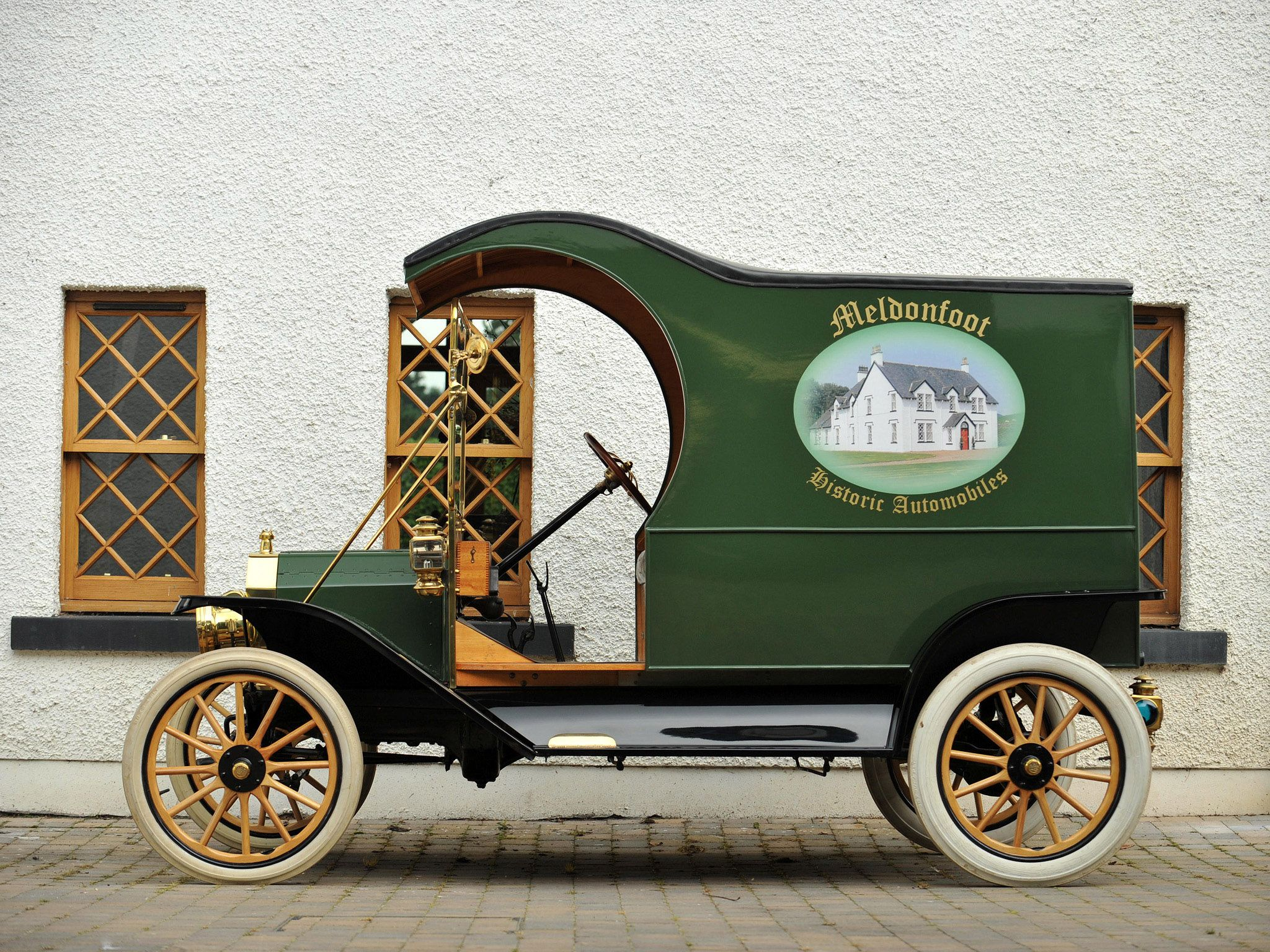 1912 Ford Model-T Delivery