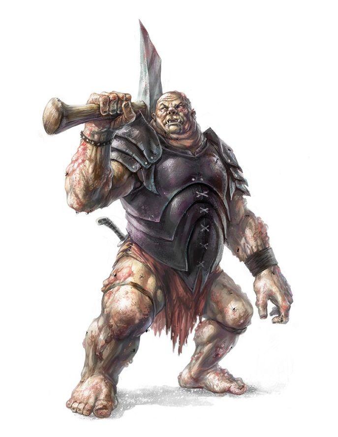 Male Ash Giant - Pathfinder PFRPG DND D&D d20 fantasy | Pathfinder ...