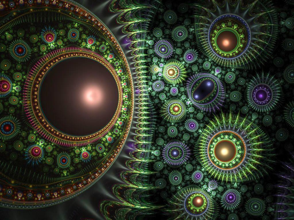صور ثلاثية الابعاد منوعة جميلة جدآ Fractal Art Abstract Digital Art Abstract Wallpaper