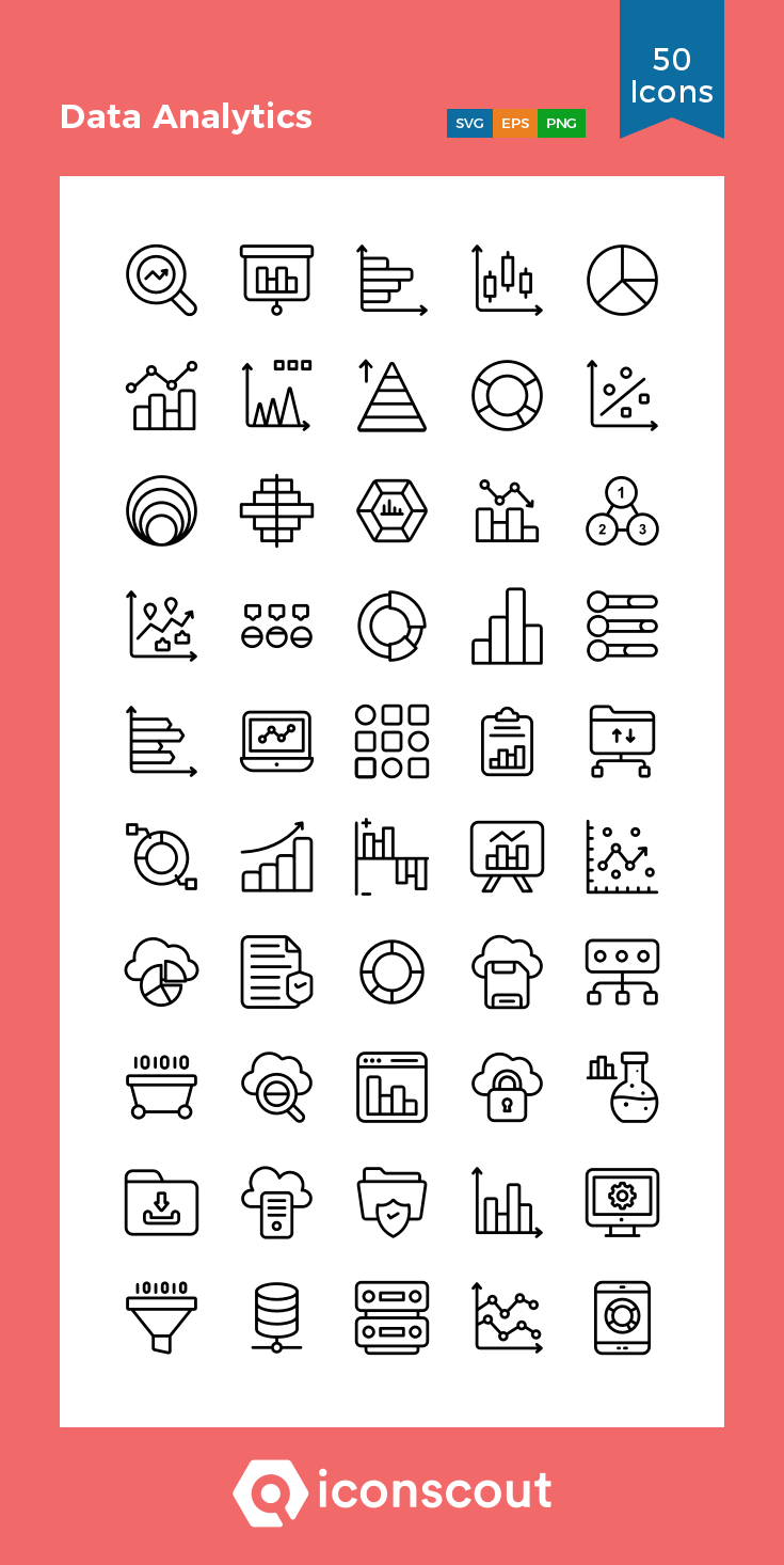 Download Data Analytics Icon Pack Available In Svg Png Eps Ai Icon Fonts Hosting Icon Data Icon Icon