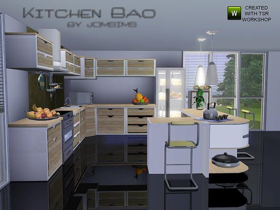 jomsimsu0027 first deco BAO Sims 3 I Need To Download Pinterest Sims - bao vestidor