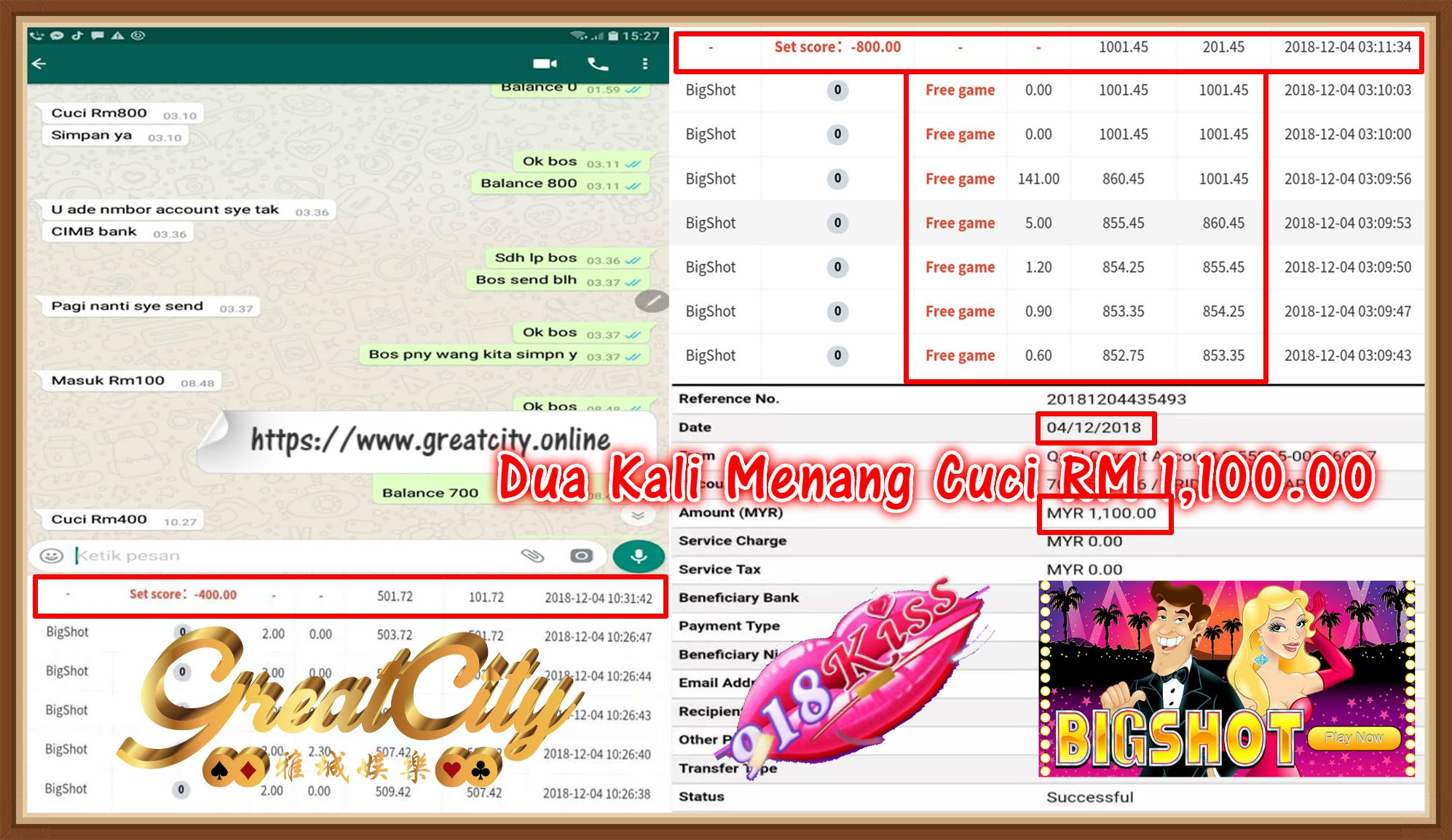 Clubsuncity2 918kiss Livecasino Slotgame St996