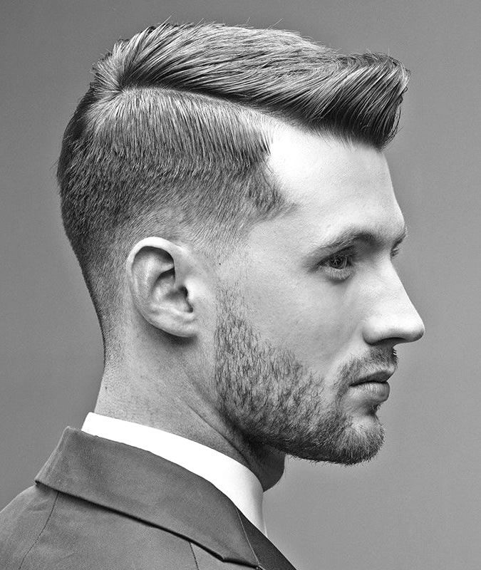 The Best Comb Over Fade Hairstyles And How To Get Them