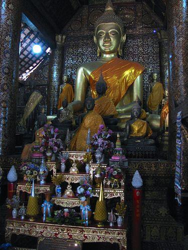 Apuntes y Viajes: Wat Xieng Thong
