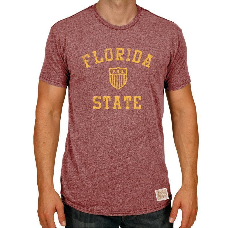 bbb3c4f4b8b Fanatics.com - Original Retro Brand Florida State Seminoles Original Retro  Brand Vintage Shield Tri