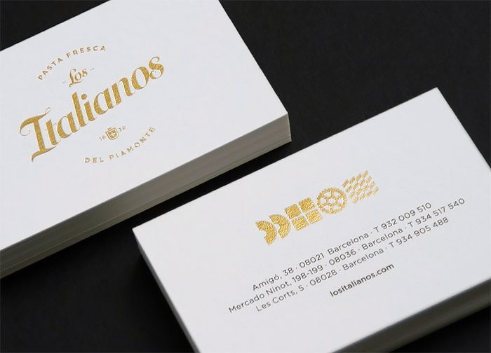Los Italianos Branding by Huaman Studio #design #graphic #inspiration #inspire #inspiration #branding #art #creative #unique #marketing #jablonskimarketing