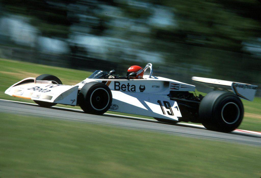 1977 GP Argentyny (Vittorio Brambilla) Surtees TS19 - Ford