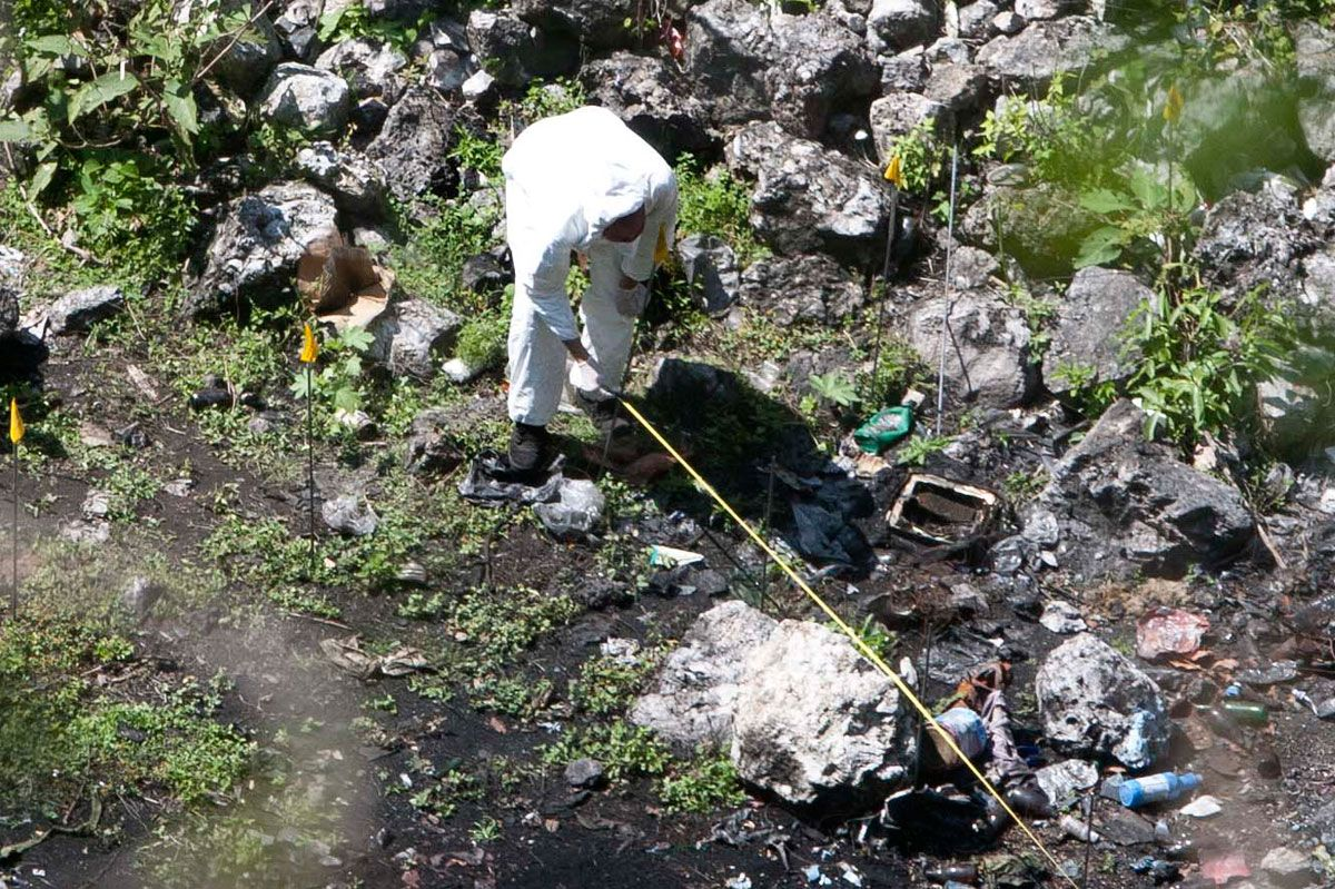Manipula PGR evidencias para cuadrar caso Ayotzinapa: antropólogos ...