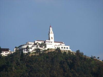 Santuario Monserrate Bogotá