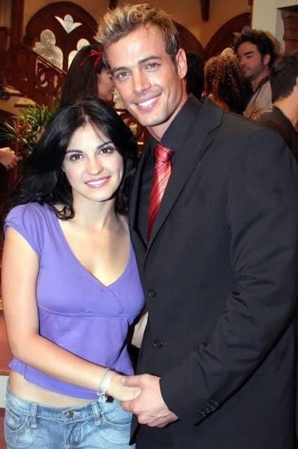 Think, that Maite perroni y william levy matchless