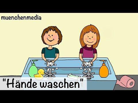 #haende #kind #kindergartendeutschlernen #kinderlieder #mitsingen  – Klassenzimmer Management