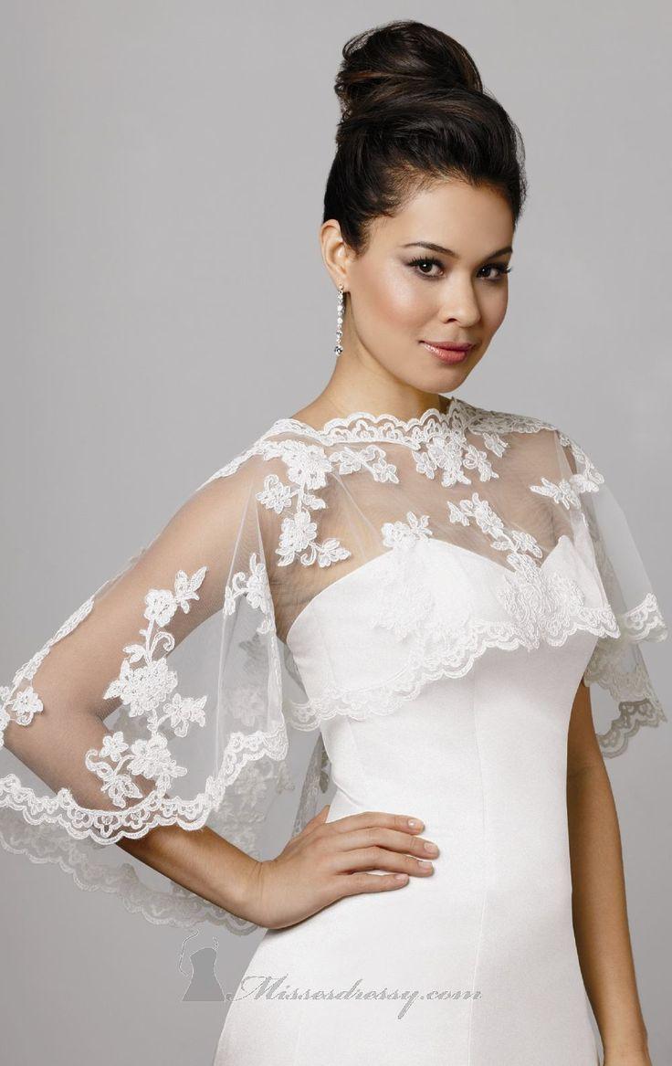 Click To Buy Hot Sale Crew Short Front Long Back White Tulle Lace Cape Bridal Bolero Jacket Affiliate Bridal Capelet Bridal Bolero Bridal Shrug [ 1167 x 736 Pixel ]