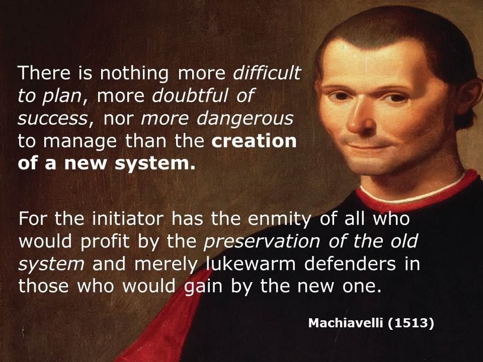 Machiavelli Quotes Machiavelliquotes  Silva Channels Machiavelli As He Weighs