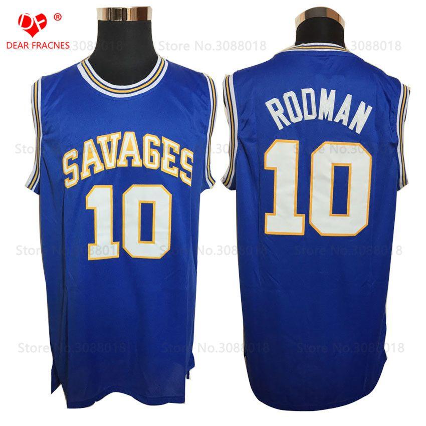 online retailer 601b0 78713 Wholesale Mens Dennis Rodman Basketball Jerseys Rodman 10 ...